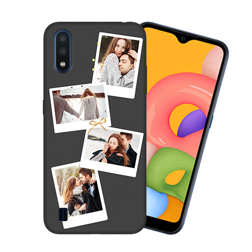 Custom for Galaxy A01 European Candy Case