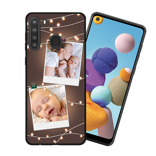 Custom for Galaxy A21 USA Candy Case