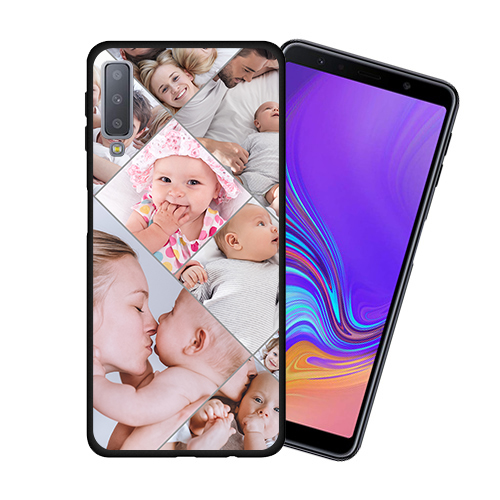 Custom for Galaxy A7 2018 Candy Case