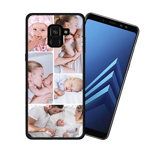 Custom for Galaxy A8 Plus 2018 Candy Case