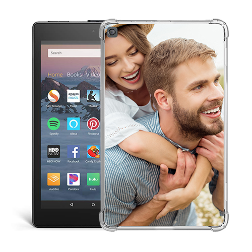 Custom Candy Case for Amazon Fire HD 8 Tablet 2018