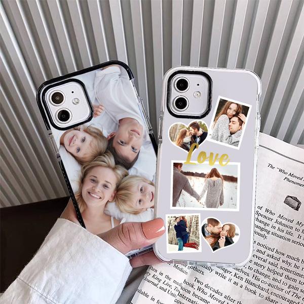 Custom Multi-Picture Collage Phone Case