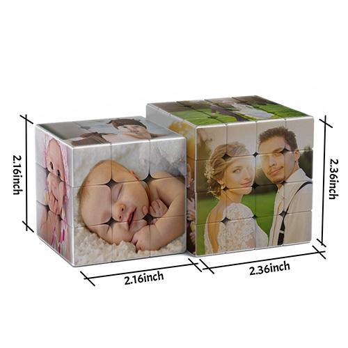 Personalized Photo Rubik's Cube (3x3)
