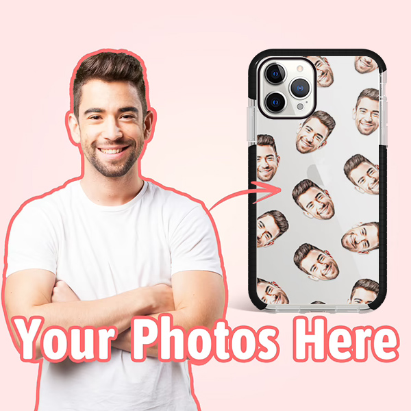 Custom Face Phone Case