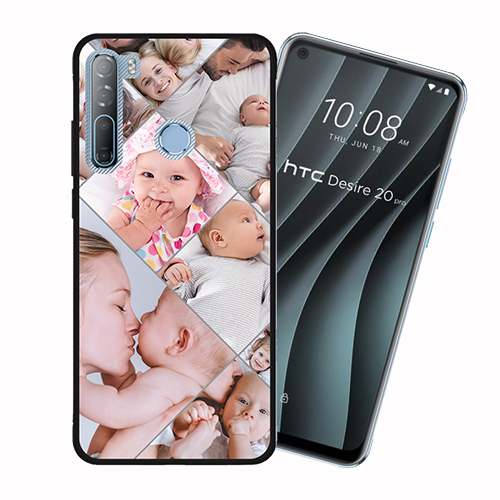 Custom for HTC Desire 20 Pro Candy Case