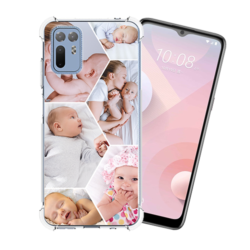Custom for HTC Desire 21 Pro Ultra Candy Case