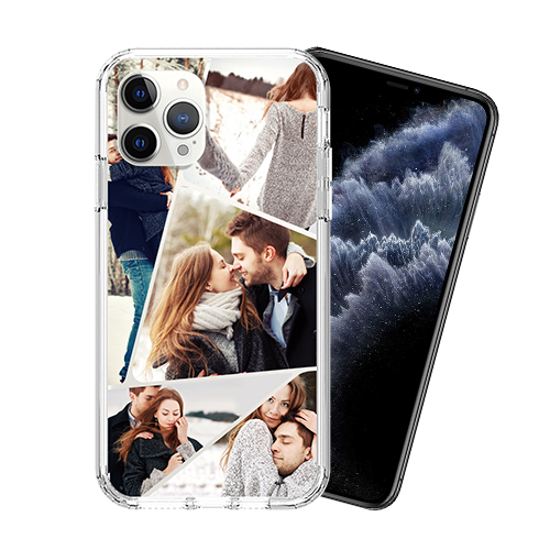 Custom for iPhone 12 Pro Max Military Grade Case