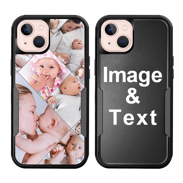 Custom for iPhone 13 Shockproof Case