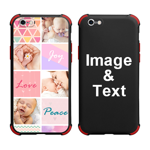 Custom for iPhone 6s Plus Colorful Case