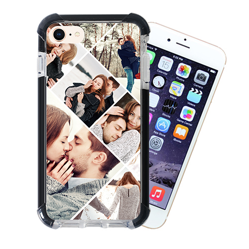 Custom for iPhone 8 Ultra Impact Case