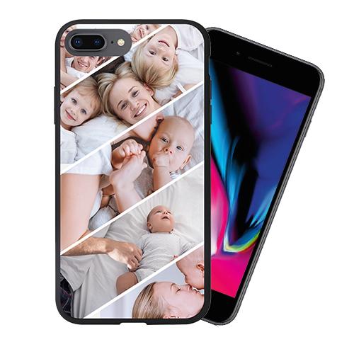 Custom for iPhone 8 Plus 3D Matte Case