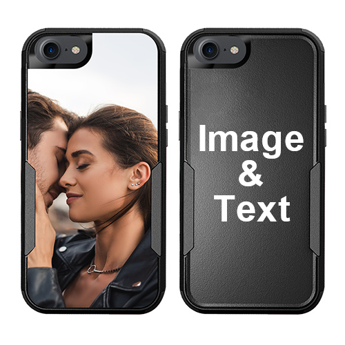 Custom for iPhone SE 2020 Shockproof Case