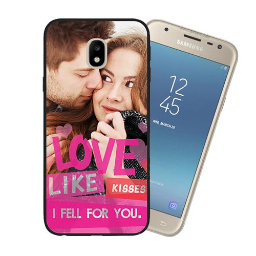 Custom for Galaxy J3 2017 European Version Candy Case