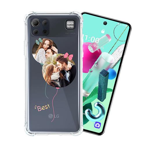 Custom for LG K92 Ultra Candy Case