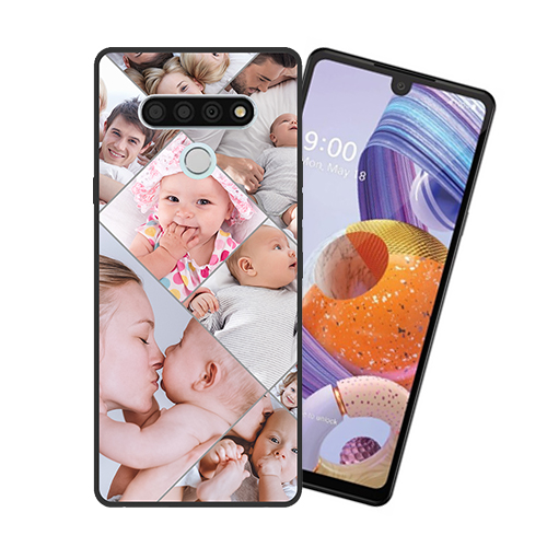 Custom for LG Stylo 6 Candy Case