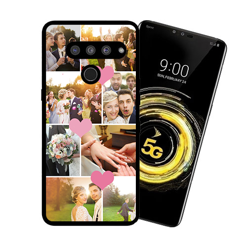 Custom for LG V50 ThinQ Candy Case