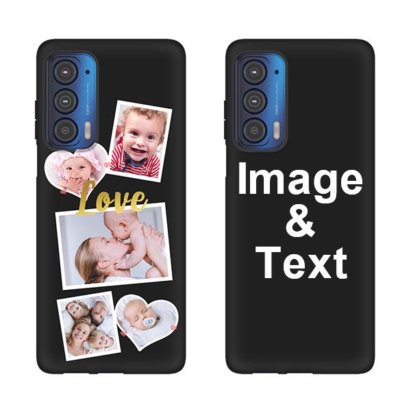 Custom for Motorola Edge 2021 Candy Case