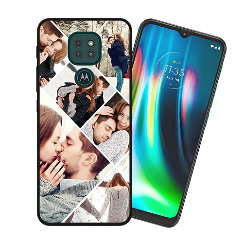 Custom for Moto G9 Candy Case