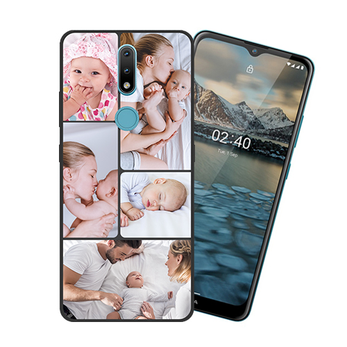 Custom for Nokia 2.4 Candy Case