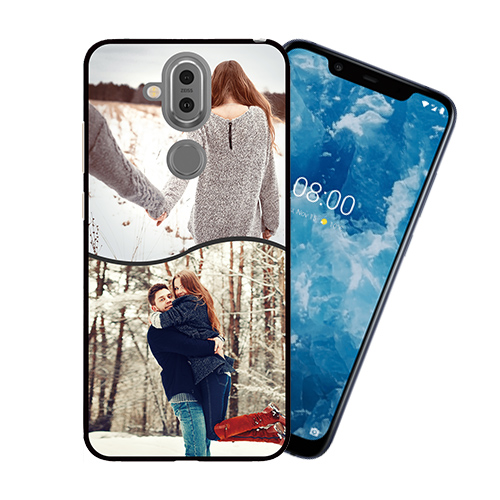 Custom for Nokia 8.1 Candy Case