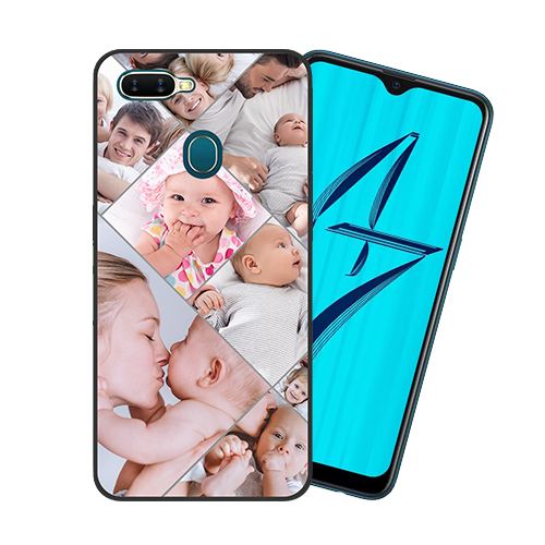 Custom for Oppo A7 2018 Candy Case