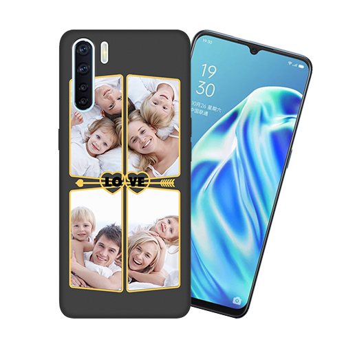 Custom for Oppo A91 Candy Case