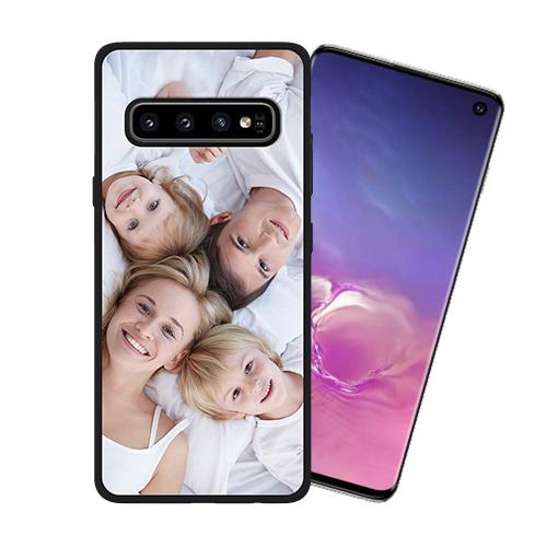 Custom for Galaxy S10 3D Matte Case