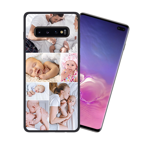Custom for Galaxy S10 Plus 3D Matte Case