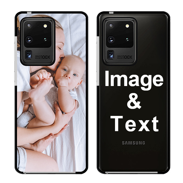 Custom for Galaxy S20 Ultra Impact Case