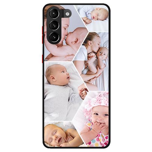 Custom for Galaxy S21 Plus 3D Matte Case