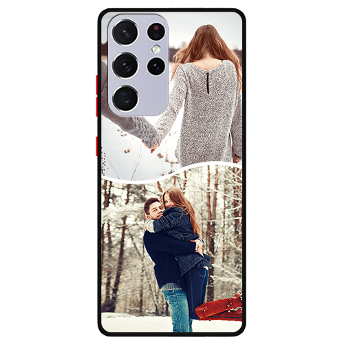 Custom for Galaxy S21 Ultra 3D Matte Case