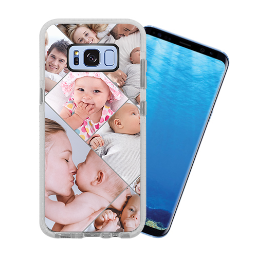 Custom for Galaxy S8 Impact Case