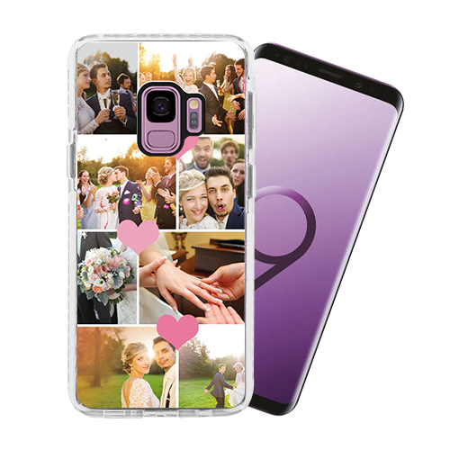 Custom for Galaxy S9 Impact Case