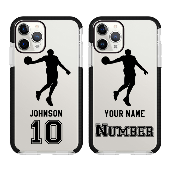Custom Basketball Case With Name And Number