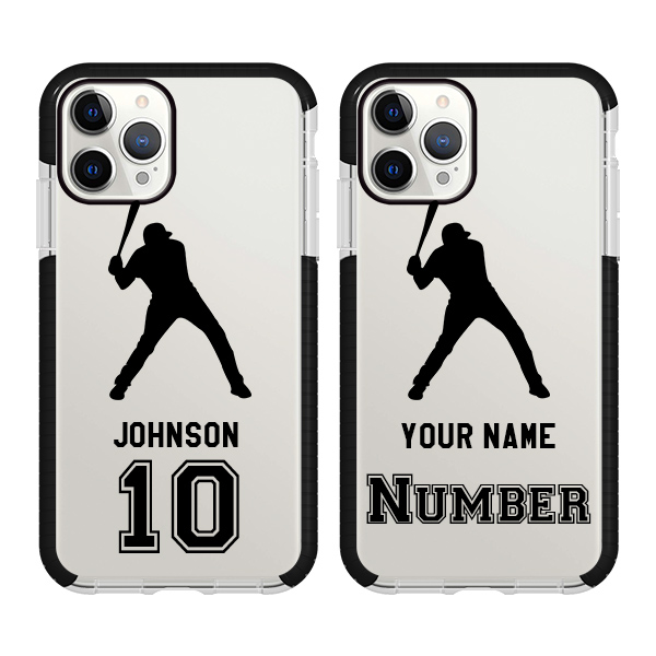 Custom Baseball Case With Name And Number