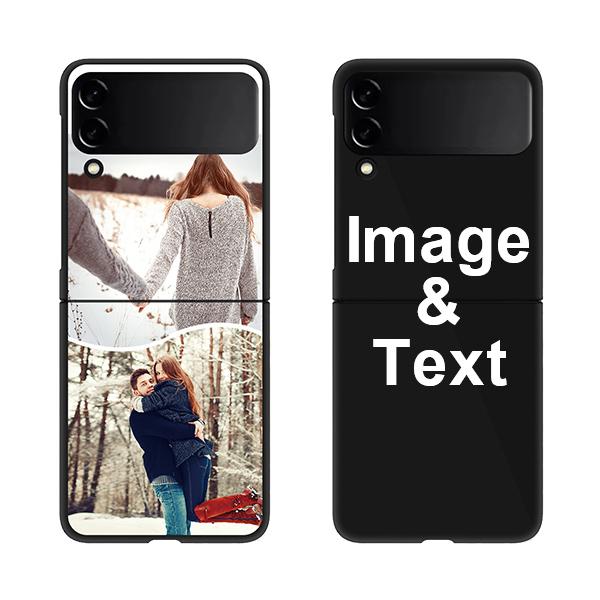 Custom for Galaxy Z Flip 3 3D Matte Case